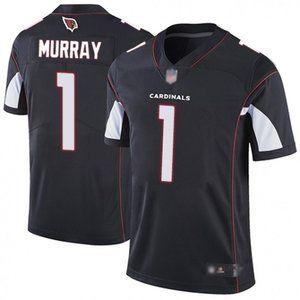 Cardinals Kyler Murray Black Jersey
